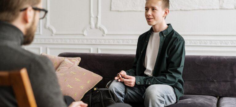 Få ro i livet og hovedet med nogle gode snakke hos en psykolog
